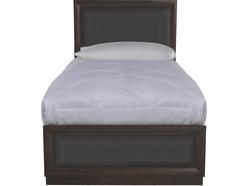 Encore Brown Twin Bed