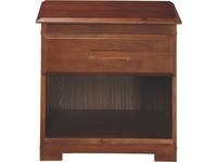 Forrester 1 Drawer Nightstand