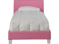 Olivia Twin Upholstered Bed