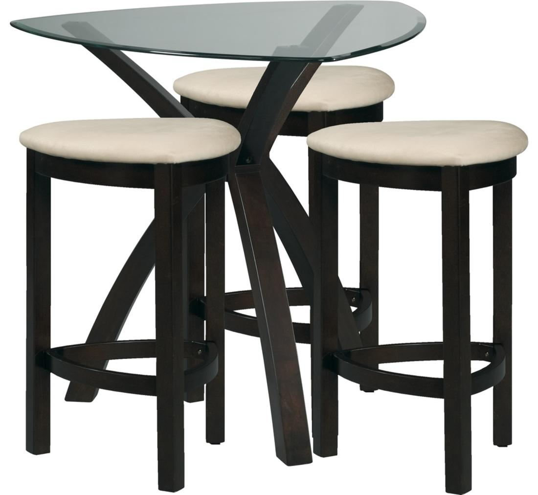 orbit 4pc dining set | badcock &more