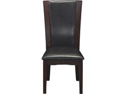 South Beach Black Dining Chair