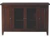 "Pembroke Cherry 52"" Highboy TV Console - Additional View"
