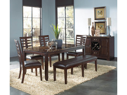 Torino 5pc Dining Set