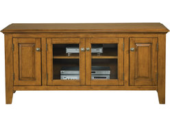 "Pembroke Oak 55"" TV Console"