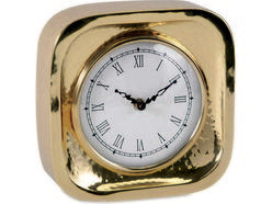 Essentials Gold Clock