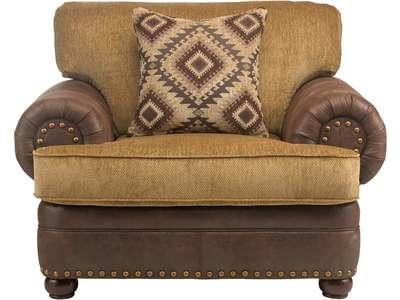 Complement your Ocala sofa and loveseat with th...