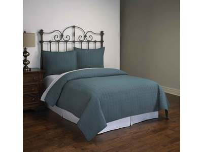 "92""W X 94""D 3 piece full/queen quilt set includ..."