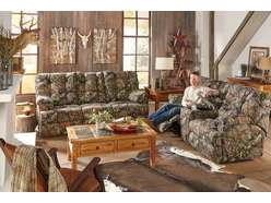Hunter Ii 3 Pc Livingroom Group