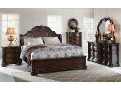 Alexandria 5 Pc Queen Bedroom Group