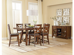 Dallas 5pc Counter Dining Set