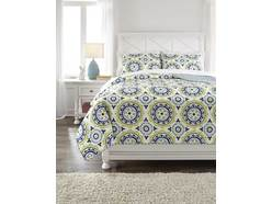 2 Pc Suzani Twin Linens