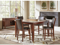 Sheffield 5pc Counter Dining Set