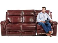 Buckhead Saddle Reclining Sofa