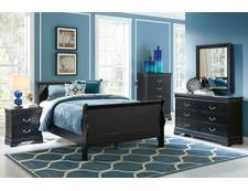 Carrington II 5 Pc Queen Bedroom Group