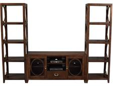 "Marbella 3 Pc Media Center w/ 56"" TV Console"