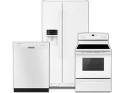 Amana 3pc White Appliance Package