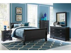 Carrington II 5 Pc King Bedroom Group