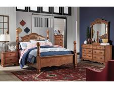 Sugar Palms 5 Pc Queen Bedroom Group