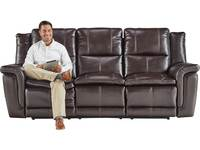 Stetson Dual Power Sofa