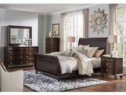 Valentina 5 Pc King Bedroom Group