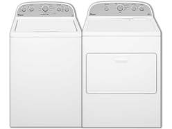 Whirlpool Cabrio Top Load Washer & Dryer Pair