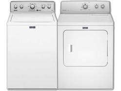 Maytag Top Load Washer & Dryer Pair