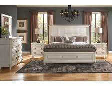 Augusta 5 Pc King Bedroom Group