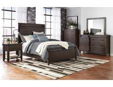 Nashville 5 Pc Queen Bedroom Group