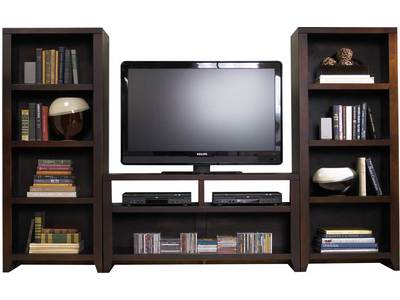 Create the ultimate entertainment unit with a 4...