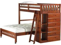 Forrester Twin/Full Loft Bed