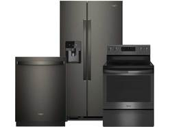Whirlpool 3 Pc Appliance Package