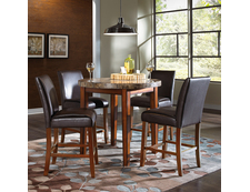 Monte Carlo 5 Pc Counter Dining Set